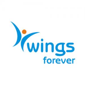 wings forever logo